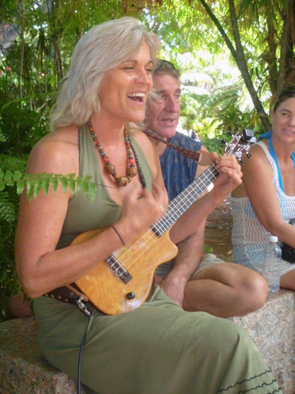 anu grace music ukulele